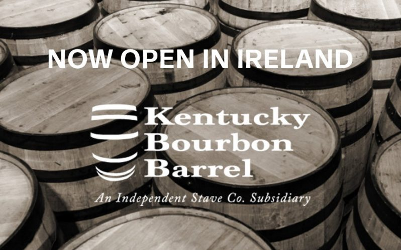 Kentucky Bourbon Barrel opens Irish operation – a potential game changer for Irish whiskey producers