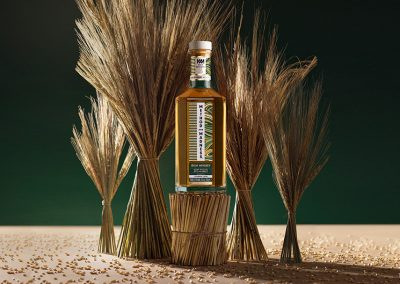 Method and Madness Rye and Malt Irish whiskey - first whiskey distilled at the Midleton micro distillery