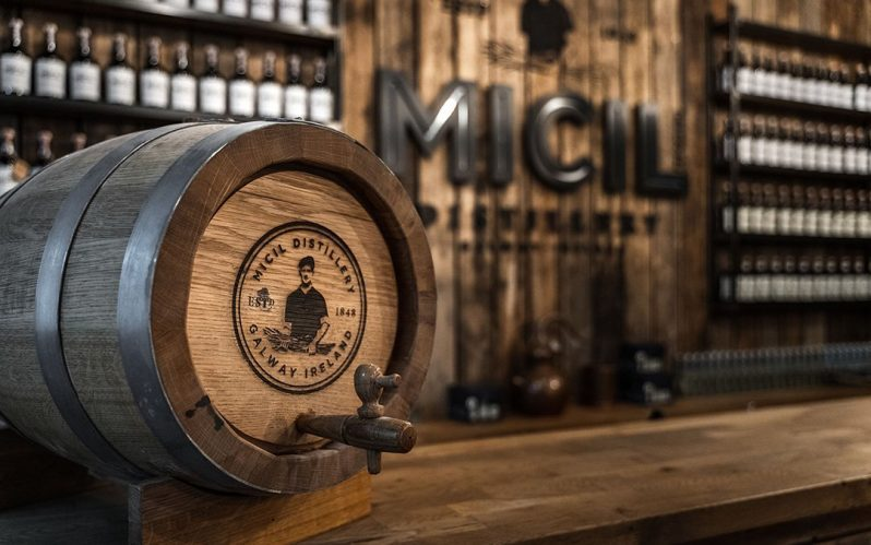 Micil cask offering – Galway whiskey history in the making