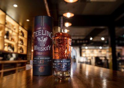 Teeling release 13 year old single grain Irish whiskey