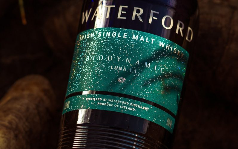 Waterford Distillery Launches Luna 1.1 – World's First Biodynamic Whisky