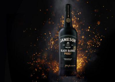 New Jameson Irish whiskey release - Jameson Black Barrel Proof