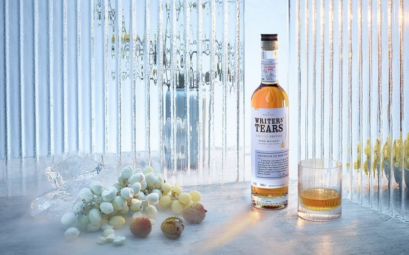 A First for Irish Whiskey – Writers' Tears Icewine Cask Finish